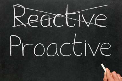 proactive project manager