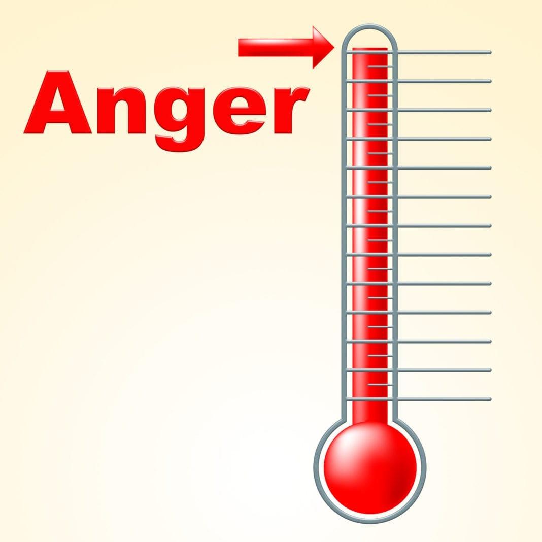 Anger - Negative Emotions at Work
