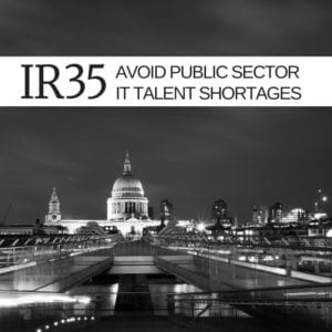 HOW TO AVOID PUBLIC SECTOR IT TALENT SHORTAGES