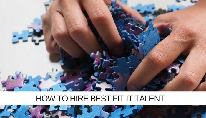 IT & Project Management recruitng