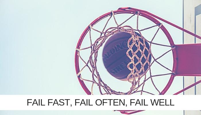 Fail-Fast-Fail-Often-Fail-Well